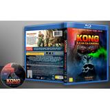 Kong A Ilha Da Caveira Blu-ray