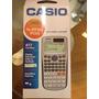 Casio Calculadora Científica Fx-991es Plus Com 417 Funções.