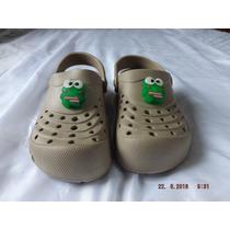 Sandalia Crocs Chinelo Kemo Infantil Unisex Frete Gratis