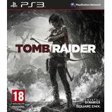 Tomb Raider Ps3 + Pack Dlc Español Lgames