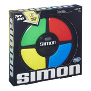 Simon Juego De Memoria Luces Y Sonidos Hasbro Original