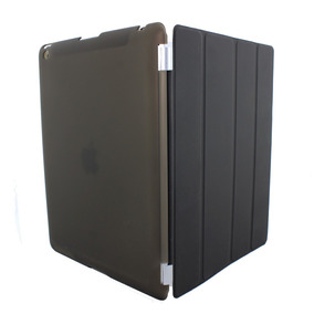 Capa Case Kit Apple Ipad Air Smart Cover + Traseira