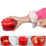 Cortador Legumes Alho Cebola Temperos Frutas - Red Speedy