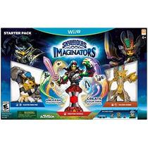 Starter Pack Skylander Imaginators Nintendo Wii U Activision
