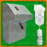 Planta Ozono Sani Salud - Fija Plata + Filtro Agua+ Obsequio