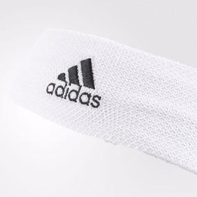 Banda Para El Cabello adidas Blanca