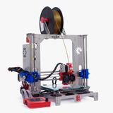 Impresora 3d Prusa Tairona Ensamblada Multimaterial