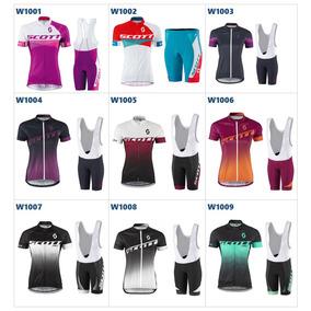 Uniforme Ciclismo Para Dama Jersey & Bib Shorts Bajo Pedido