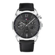 Reloj Tommy Hilfiger Caballero Color Negro 1791548 - S007