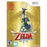 The Legend Of Zelda: Skyward Sword.-wii