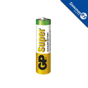 Bateria Pila Aa Alcalina Gp Super