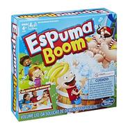 Jogo Divertido Espuma Boom Hasbro Original E1919
