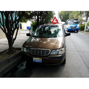 Chevrolet Venture Minivan Base Corta At 1998