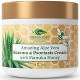 Amazing Aloe Vera Eczema And Psoriasis Cream With Manuka Hon