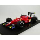 Miniatura F1 Ferrari 87/88c Berger 1988 Gp Replicas 1/18