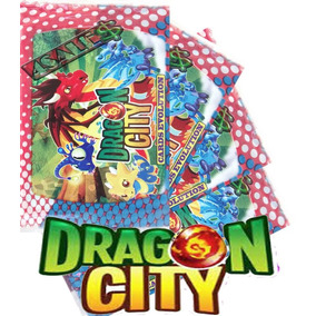 200 Cards Dragon City Evolution Trading Game Jogo Bafo