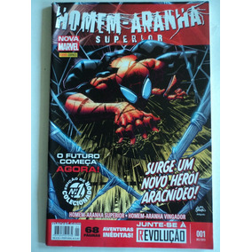 Hq-homem-aranha:superior:marvel Comics:vol.1:panini