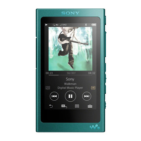 Walkman Con High-resolution Audio Nw-a35hn Sony Store