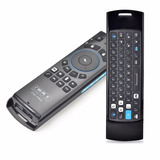 Control Remoto Teclado Fly Air Mouse Qwerty Mele F10 Pro