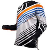 Camisa Asw Podium Race 16 Preto/laranja Ggg(2xl) Rs1