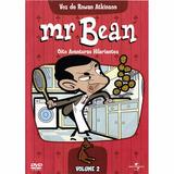 Dvd Mr. Bean Volume 2 (animação) - Original - Novo - Lacrado