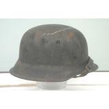 Casco Alemán Segunda Guerra Mundial Original Defensa Civil