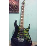 Guitarra Eletrica Ibanez Gio Grg 150 Con Mejoras + Pedales.
