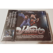 Heart - Live In Atlantic City Cd Dvd