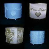 Lámpara Personalizada Cilindro Regalo Para Día De Las Madres
