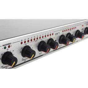 Tecshow Cl-8000 Ampro Compresor / Limitador Compuerta Esdj