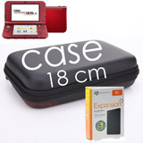 Capa Case 18 Cm / Ideal Nintendo /hd /carregador/gps/camera
