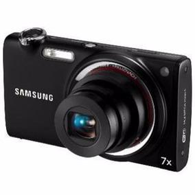 Câmera Samsung St5500 14.2 Mp Zoom Óptico 7x Lcd Cor Preto