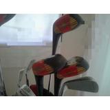 Palos De Golf Power Bilt De Colección