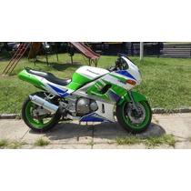 Kawasaki Zx6 Yamaha Fzr600