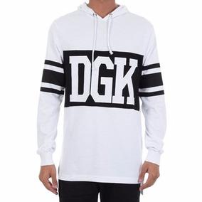 Moletom/camiseta Dgk Arena White G