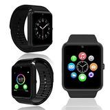 Smartwatch Gt08 Relógio Celular Chip 4g 3g Mp3 Smart Watch