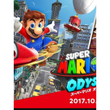 Super Mario Odisey Digital Nintendo Switch