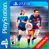 Fifa 16 Ps4 Digital Elegi Reputacion Al Comprar (cp)