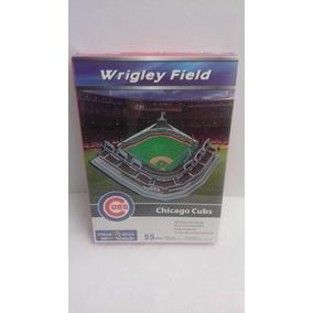 Wrigley Field Estadio En 3d De Los Cachorros De Chicago