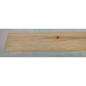 Madera Balsa Lamina 2mmx77mmx932mm. (defectuosa).!