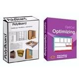 Polyboard 6.05c Pro Diseño De Muebles + Opticut
