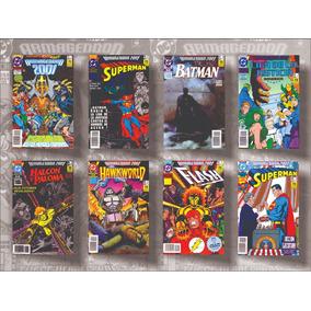 Armageddon 2001 / Dc Comics / Zinco / Completa / 15 Numeros
