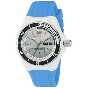 Technomarine Mujer Tm Cruise Sport Analog Display Reloj Sui