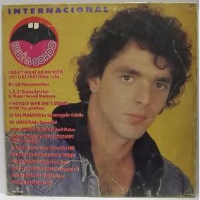 Lp / Vinil Novela: Bebê A Bordo - Internacional (b) 1988