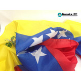 Bandera De Venezuela 150cm X 90cm #oferta Del Mes De Agosto#