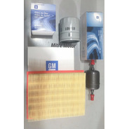 Kit Filtros Corsa 1.4 1.6 8v Originales-