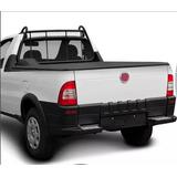 Lona Estruc Aluminio Cobertor Fiat Strada Cabina Simple
