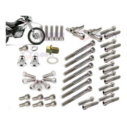 Clown Allen Inox Kit Parafusos Motor Bros 150 2003 2015 B2i