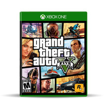 Grand Theft Auto V Para Xbox One ¡sólo En Gamers!