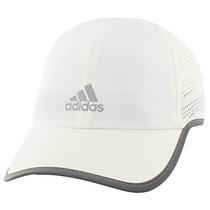 Adidas Hombres Adizero Ii Cap, Plata Blanco / Reflejo, Tamañ